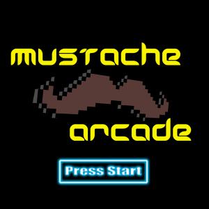 Mustache arcade copy