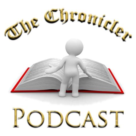 The chronicler podcast logo